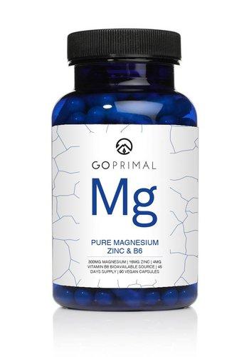 GoPrimal GoPrimal Magnesium & Zink