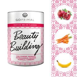 Beauty Building Granaatappel, wortel en banaan
