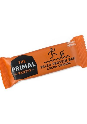 Primal Pantry Cocoa Orange Protein Bar