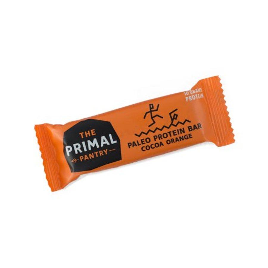 Cocoa Orange Protein Bar