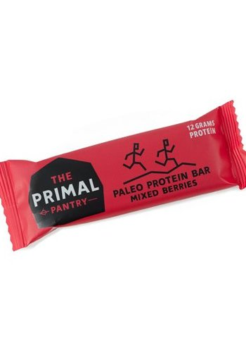 Primal Pantry Mixed Berries Protein Bar