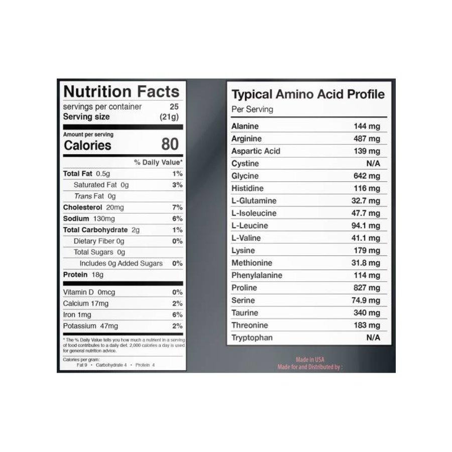 Super Serum Proteïne XL Vanille // SALE 50%