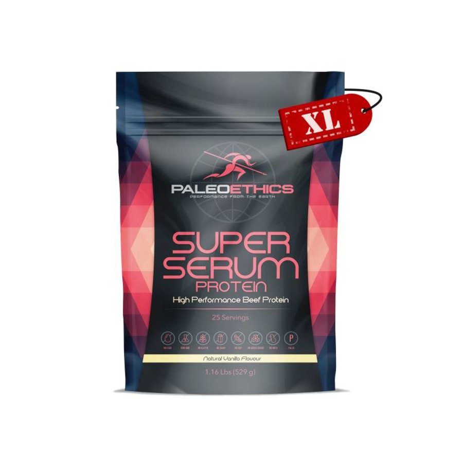 Super Serum Proteïne XL Vanille // SALE 50%