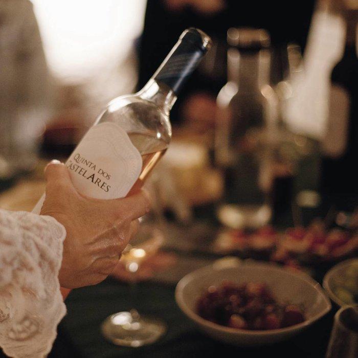 Wijnproeven aan huis