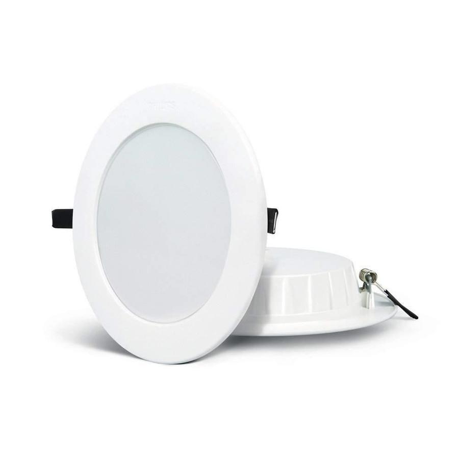 20W LED Downlight Indbygningspanel 3000K / 4000K rund Ø 240 mm 1680 Lumen