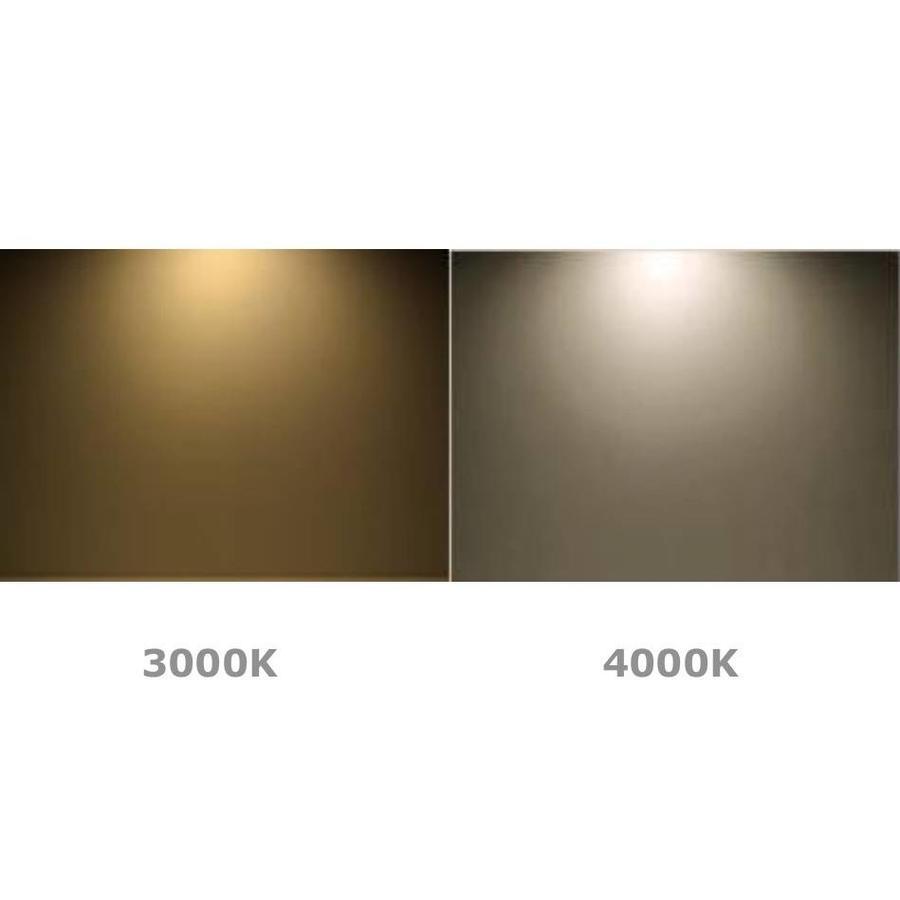 16W LED Downlight Indbygningspanel 3000K / 4000K rund Ø 170 mm 1000 Lumen