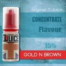 T-Juice Gold n Brown