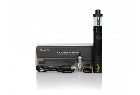 Aspire Aspire K4 E-Zigaretten Starter Set