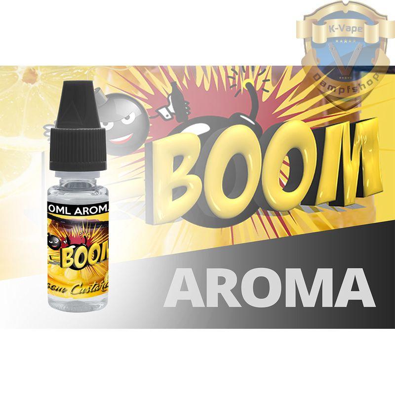 k boom boom custard 2 aroma von k vape dann lieber dampfen. Black Bedroom Furniture Sets. Home Design Ideas