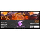 Twisted Vaping Cola-Zitrone Aroma