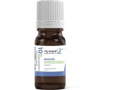 My Eliquid Absinth Aroma von My Eliquid - Aroma zum Liquid Mischen mit einer Base