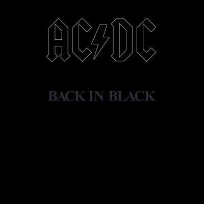 Ac/dc - Back In Black (LP-Vinyl)