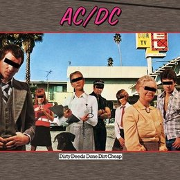 Ac/dc - Dirty Deeds Done Dirt