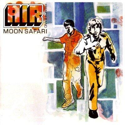 Air - Moon Safari