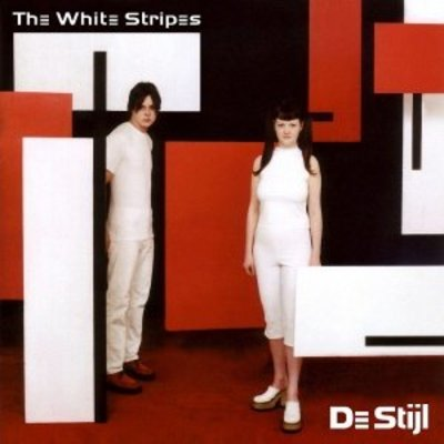 White Stripes - De Stijl