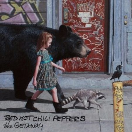 Red Hot Chili Peppers  - Getaway (LP)