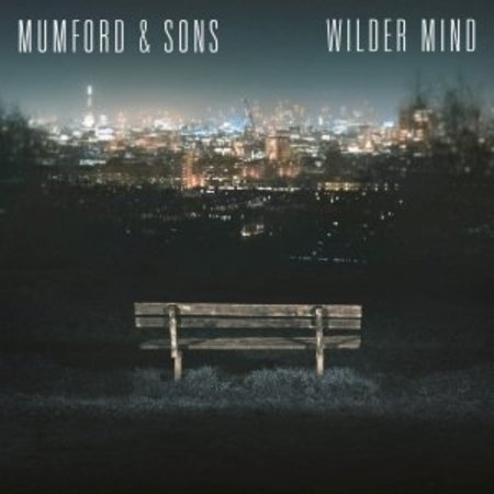 Mumford And Sons -Wilder Mind (LP)