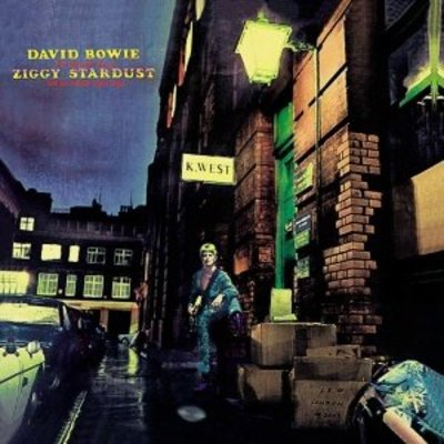 David Bowie - Rise And Fall Of Ziggy Stardust
