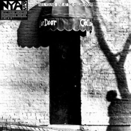 Neil Young - Live At The Cellar Door (LP)