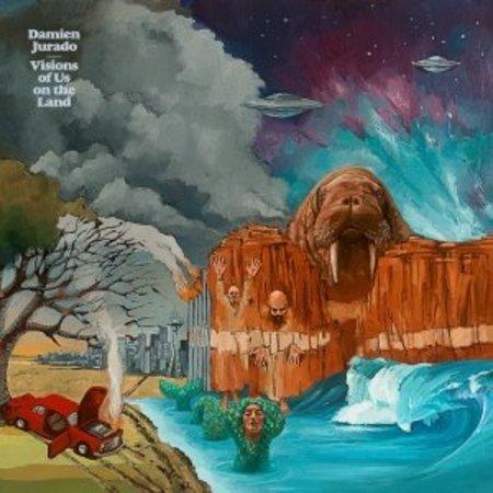 Damien Jurado - Visions Of Us On The Land (LP)