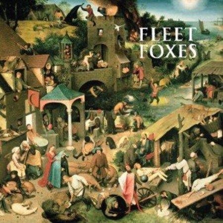 Fleet Foxes - Fleet Foxes (LP-Vinyl)
