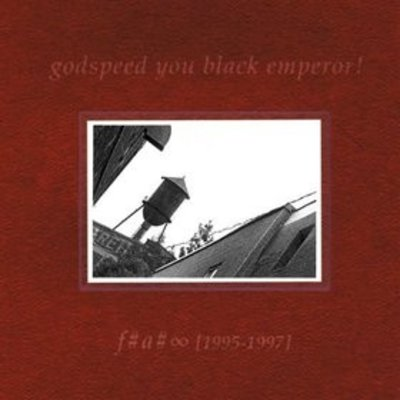 Godspeed you! Black Emperor - F#A#0O