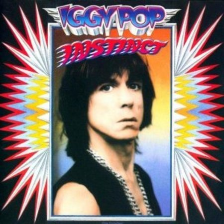 Iggy Pop - Instinct (LP)