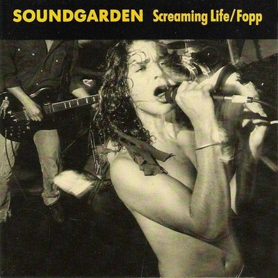 Soundgarden - ScreamingLife/Fopp