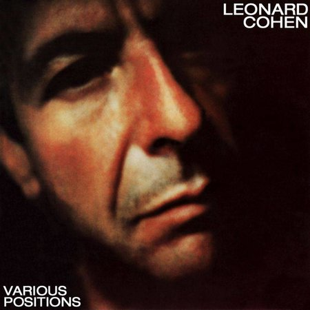 Leonard Cohen - Various Positions (LP)