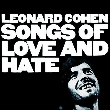 Leonard Cohen - Songs Of Love And Hate (LP)