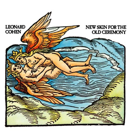 Leonard Cohen - New Skin For The Old Ceremony (LP)
