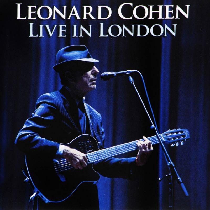 A rodar XLI - Página 10 Leonard-cohen-live-in-london-lp