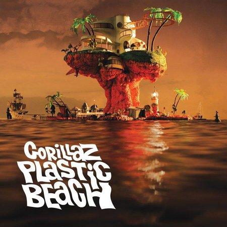 Gorillaz - Plastic Beach (LP-Vinyl)
