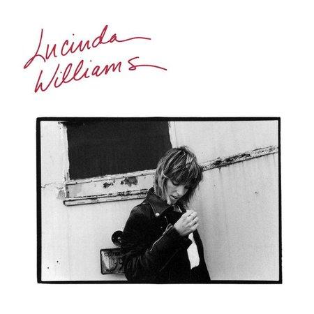 Lucinda Williams - Lucinda Williams (LP)