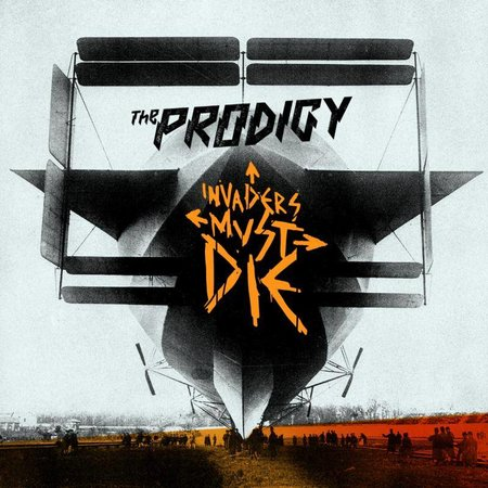 The Prodigy - Invaders Must Die (LP)