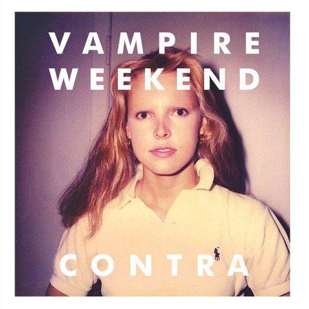 Vampire Weekend - Contra (LP)