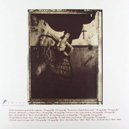Pixies - Surfer Rosa (LP-Vinyl)