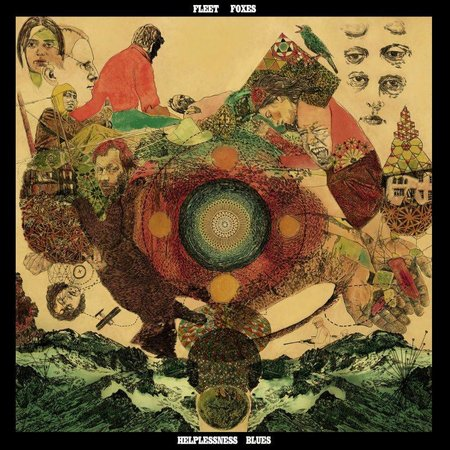 Fleet Foxes - Helplessness Blues (LP)