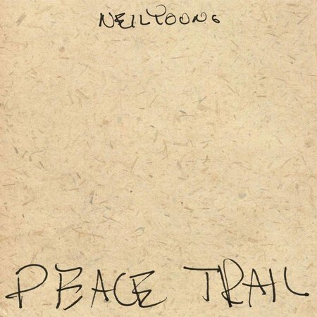 Neil Young - Peace Trail (LP)