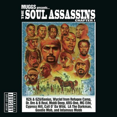 Soul Assassins - Presents The Soul Assassins, Chapter I