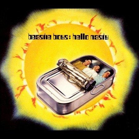 Beastie Boys - Hello Nasty (LP-Vinyl)
