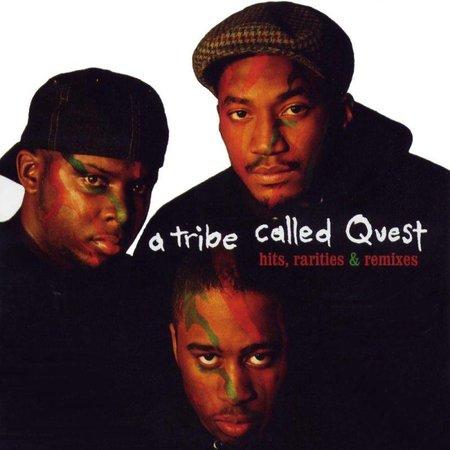 A Tribe Called Quest - Hits, Rarities & Remixes (LP)