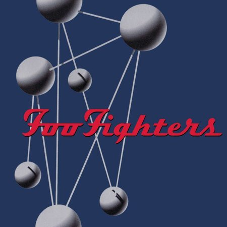 Foo Fighters - Colour And Shape (LP)