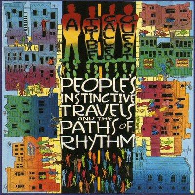 A Tribe Called Quest - People's Instinctive (LP-Vinyl)