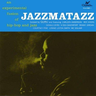 Guru - Jazzmatazz, Vol. 1 (LP-Vinyl)
