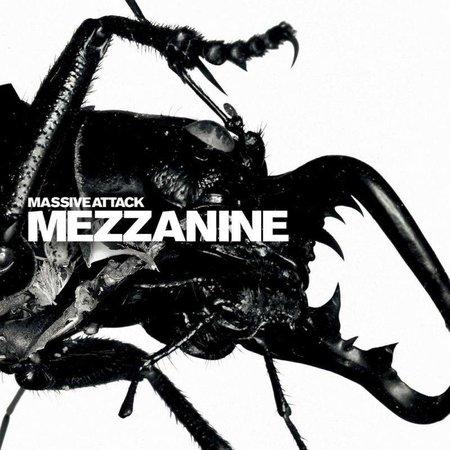 Massive Attack - Mezzanine (LP-Vinyl)