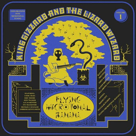 King Gizzard And The Lizard Wizard - Flying Microtonal Banana (LP-Vinyl)