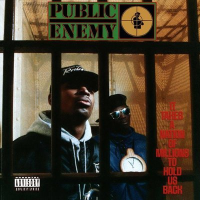 Public Enemy - It Takes A Nation Of Millions