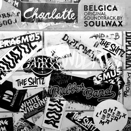 Soulwax - Belgica (LP-Vinyl)