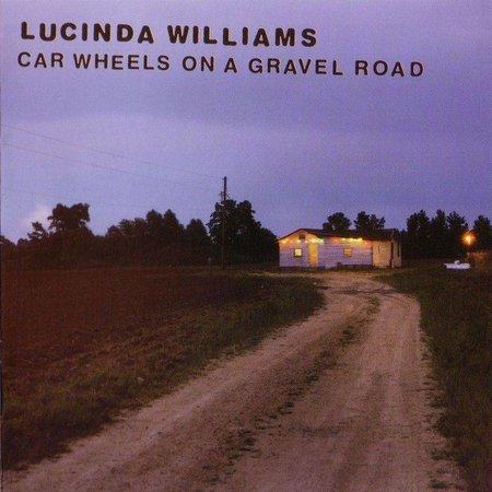 Lucinda Williams - Car Wheels On A Gravel Road (LP-Vinyl)